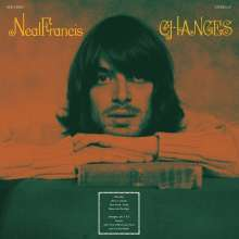 Neal Francis: Changes (Limited Numbered Edition) (Gold Vinyl), LP
