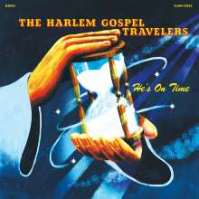 Harlem Gospel Travelers: He's On Time, LP