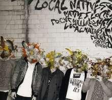 Local Natives: Gorilla Manor, CD
