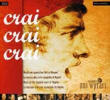 Crai Crai Crai: Music S: Crai Crai Crai: Music Spanish, CD