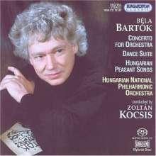 Bartok / Kocsis / Hunga: Concerto For Orchestra (Hybrid, Super Audio CD