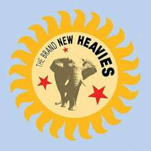 The Brand New Heavies: The Brand New Heavies, CD