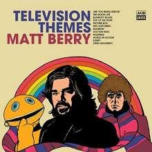 Filmmusik: Television Themes, CD