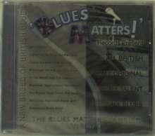 Blues Matters Sampler Vol. 1, CD