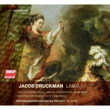 Jacob Druckman (1928-1996): Lamia, CD
