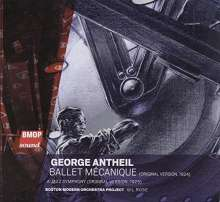 George Antheil (1900-1959): Ballet Mecanique, SACD