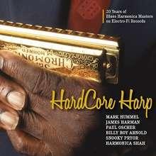 Hard Core Harp, CD