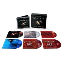 Simon Phillips (Drums): Protocol (Boxset), 6 CDs