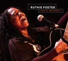 Ruthie Foster: Ruthie Foster Live At Antone's (CD + DVD), 1 CD und 1 DVD