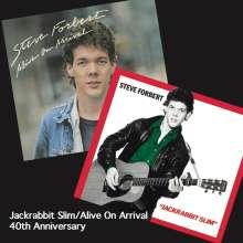 Steve Forbert: Jackrabbit Slim / Alive On Arrival (40th Anniversary Edition), 2 CDs