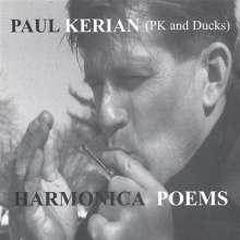 Paul Kerian: Harmonica Poems, CD