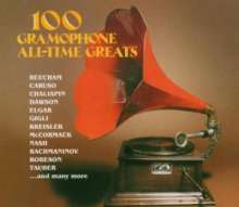 100 Gramophone All-Time Standards, 5 CDs