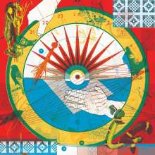Plants And Animals: The Jungle (White Vinyl), LP