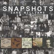 Zane Williams: Snapshots, CD