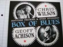 Geoff Achison: Box Of Blues, CD