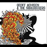 Geoff Achison: Recorded Live At Guitars Across The Bay: 20Th Anniversary Concert, 2 CDs