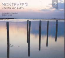 Monteverdi - Heaven And Earth, CD