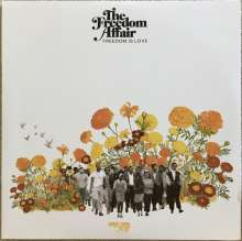 The Freedom Affair: Freedom Is Love (Limited Edition) (Colored Vinyl), LP