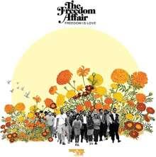 The Freedom Affair: Freedom Is Love, CD