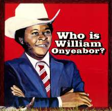 William Onyeabor: World Psychedelic Classics 5: Who Is William Onyeabor?, 3 LPs