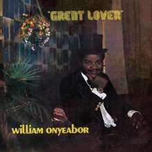 William Onyeabor: Great Lover (remastered), LP
