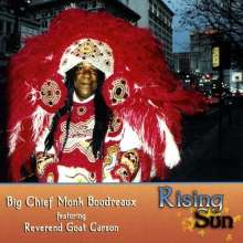 Big Chief Monk Boudreaux: Rising Sun, CD