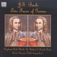 Johann Sebastian Bach (1685-1750): Französische Ouvertüre BWV 831, CD