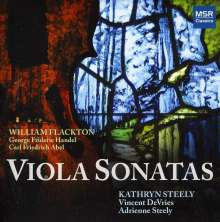Kathryn Steely - Viola Sonatas, CD