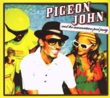 John Pigeon: ...And The Summertime Pool Party, CD
