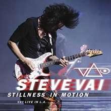 Steve Vai: Stillness In Motion: Vai Live In L.A. 2012 (Deluxe Edition), 2 CDs und 2 Blu-ray Discs