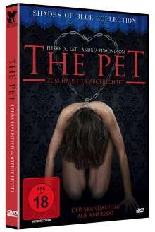 The Pet - Zum Haustier abgerichtet, DVD