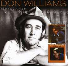 Don Williams: Vol. 1-2, CD