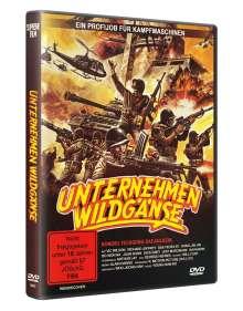 Unternehmen Wildgänse - Ein Profijob für Kampfmaschinen, DVD
