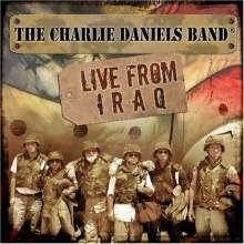 Charlie Daniels: Live From Iraq (CD+DVD), 2 CDs