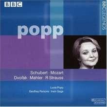 Lucia Popp singt Lieder, CD
