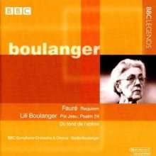 Nadia Boulanger dirigiert, CD