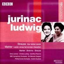 Christa Ludwig singt Lieder, CD