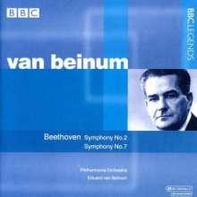 Eduard van Beinum dirigiert Beethoven, CD