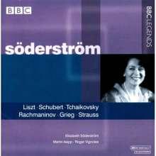 Elisabeth Söderström singt Lieder, CD