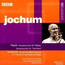 Joseph Haydn (1732-1809): Symphonien Nr.1 & 100, CD
