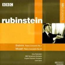 Artur Rubinstein spielt Klavierkonzerte, CD