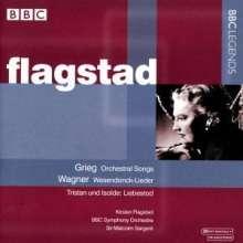 Kirsten Flagstad singt Lieder & Arien, CD