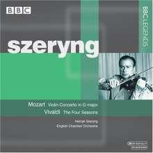 Wolfgang Amadeus Mozart (1756-1791): Violinkonzert Nr.3 G-dur KV 216, CD