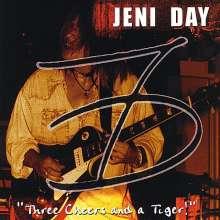 Jeni Day: Three Cheers & A Tiger, CD