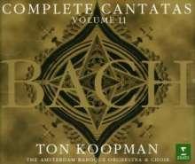 Johann Sebastian Bach (1685-1750): Sämtliche Kantaten Vol.11 (Koopman), 3 CDs