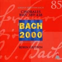 Johann Sebastian Bach (1685-1750): Choräle BWV 389-438 (Kirnberger-Choräle), CD