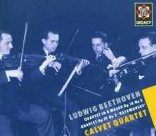 Ludwig van Beethoven (1770-1827): Streichquartette Nr.5 & 8, CD