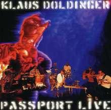 Passport / Klaus Doldinger: Passport Live, CD