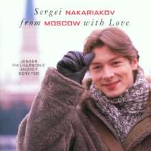 Sergei Nakariakov - From Moscow with Love, CD