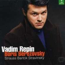 Vadim Repin, Violine, CD